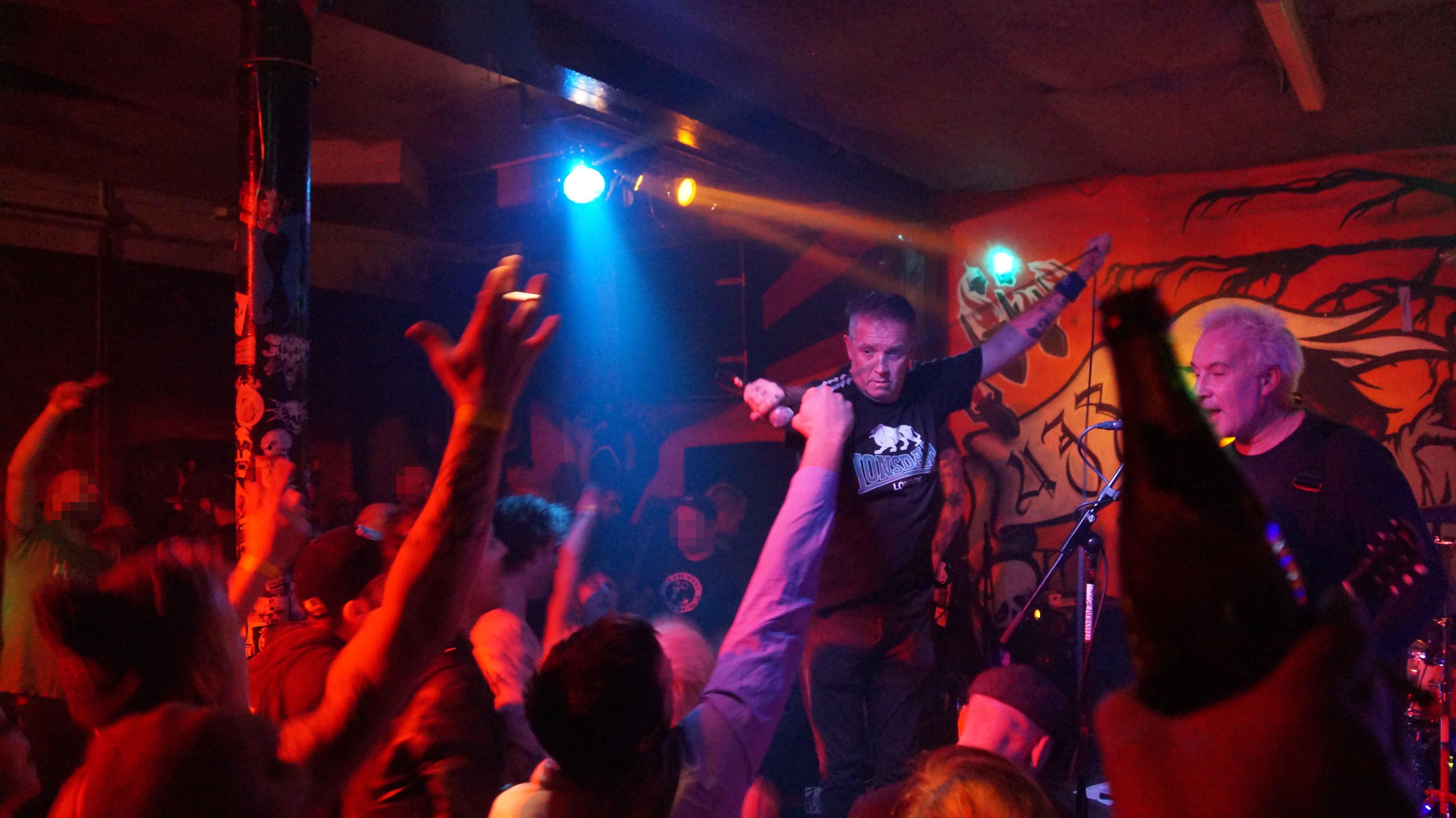 Sham 69 Punk Punkrock England Oi Skinhead 1975